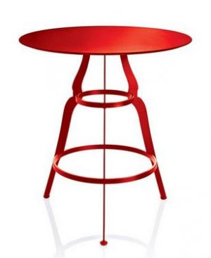 Alma Bistro Round Contract Furniture Table