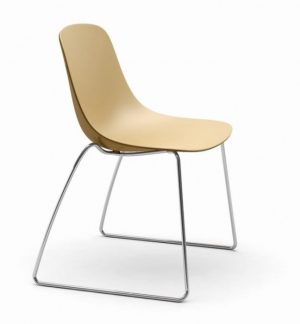 Infiniti Pure Loop Binuance Sledge Chair