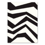 Outdoor Zebra Rug