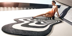 Outdoor Karim Twist and Shout Rug